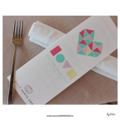 Bodas Lilou - Minuta