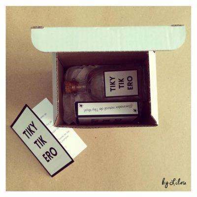 Kit regalo - Tiky tiky 03