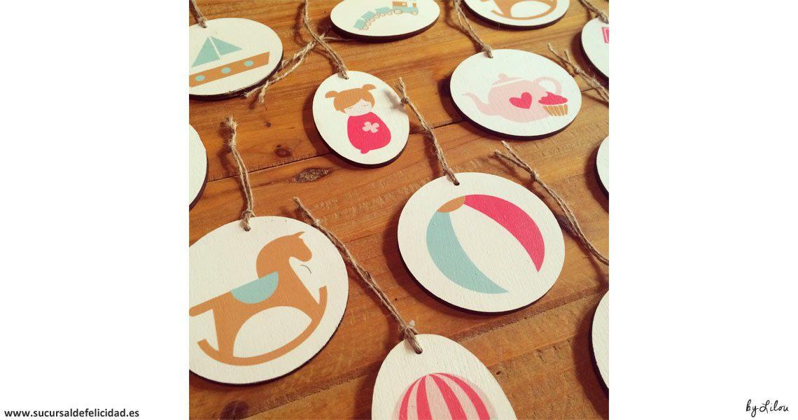 Adornos de Navidad en Bakery & Cakes 2015