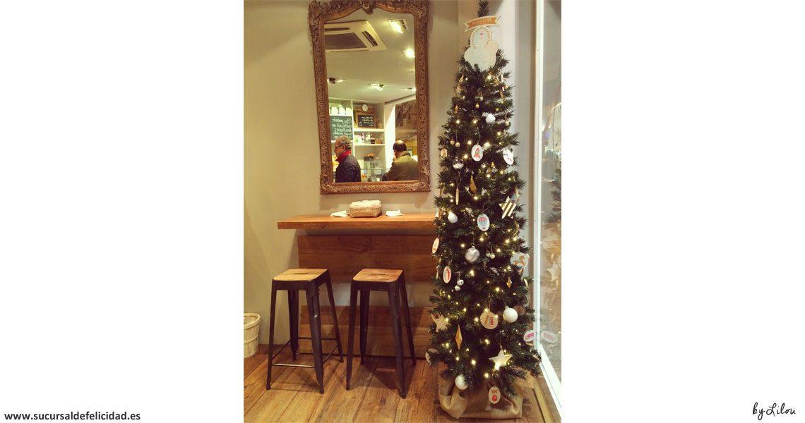 Decoracion de Navidad en Bakery & Cakes 2015
