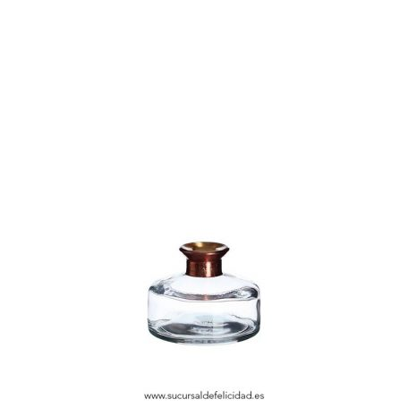 Botella transparente pq