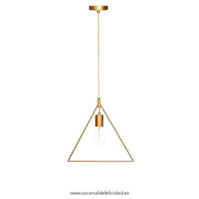 Lámpara Dainty Oro