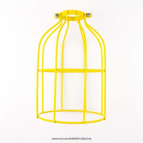 pantalla-jaula-para-lampara-amarilla