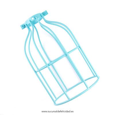 pantalla-jaula-para-lampara-turquesa-2