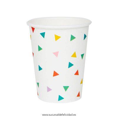 paper-cup-multicolour-triangle