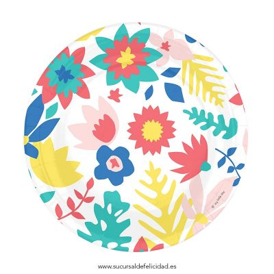 paper-plate-flowers