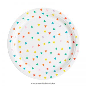 paper-plate-multicolour-triangle