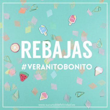 ¡Las rebajas #veranitobonito llegan a Lilou!