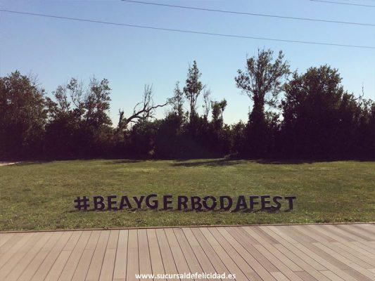 Decoración de boda - Bea y Ger - #beaygerbodafest