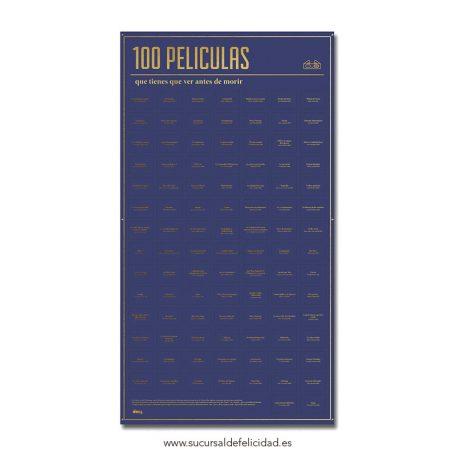 Poster 100 peliculas que tienes que ver