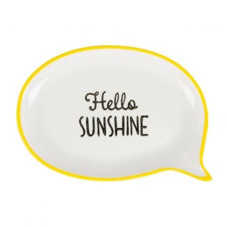 Plato Joyitas Sunshine