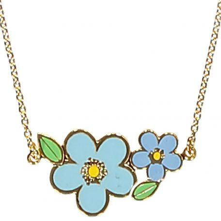 Collar Primavera Azul