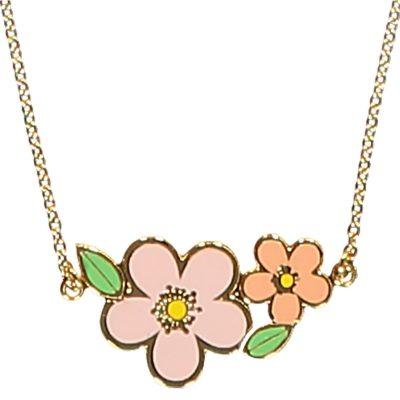 Collar Primavera Rosa