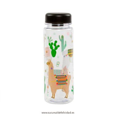 Botella Llamas