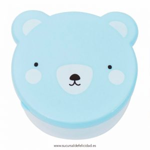 Lunch Box Osito Azul