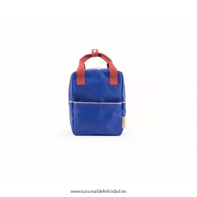 Mochila Infantil Azul y Rojo
