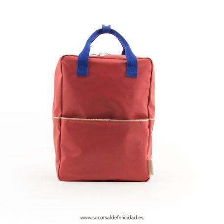 Mochila Rojo Caldero