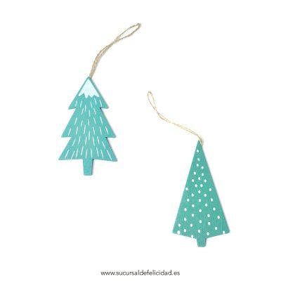 Adorno Navidad Árbol