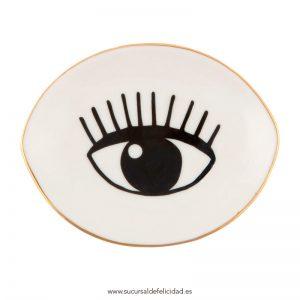 Plato Joyero Golden Eye