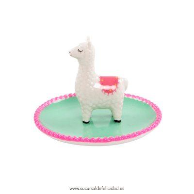 Plato Joyero Llama