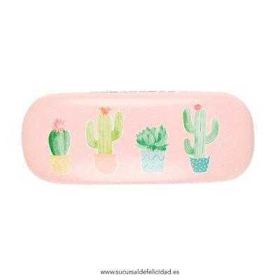 Funda Gafas Cactus