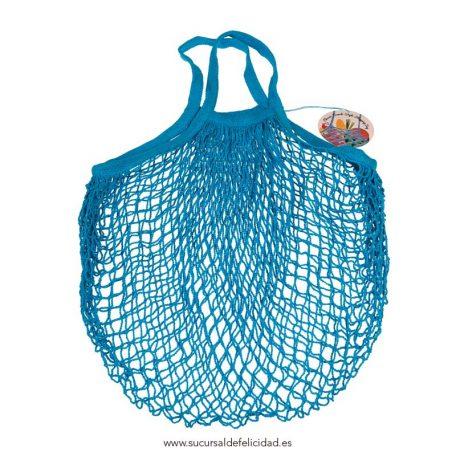 Bolsa de la Compra Red Vintage Azul
