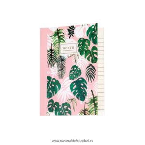 Libreta Tropical A6