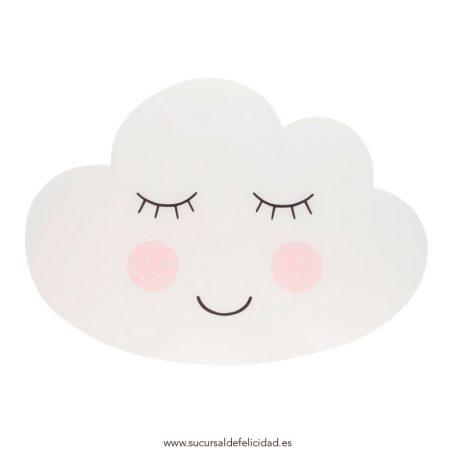 Mantel Individual Nube