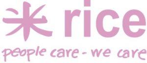 Rice Logo Rosa