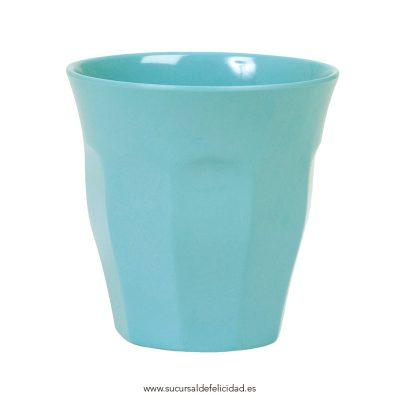Vaso Azul Turquesa