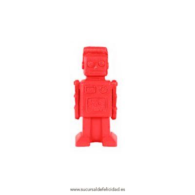 Robot Ambientador Rojo