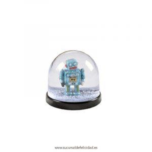 Bola de Nieve Robot