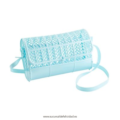 Bolso Peggie Azul