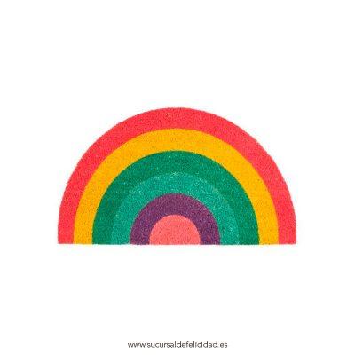Felpudo Arcoíris