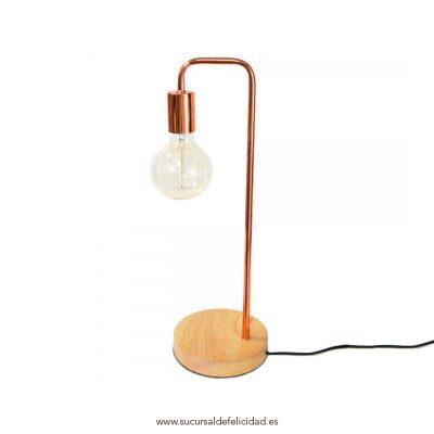 Lámpara Grifo Cobre