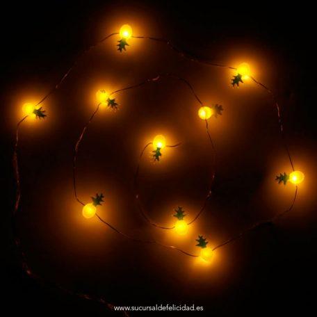 Guirnalda Luminosa Piñas