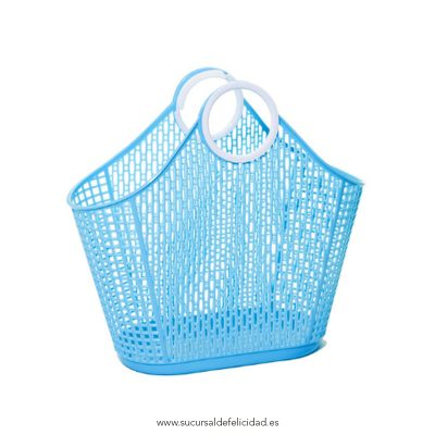 Cesta Betty Azul Aqua