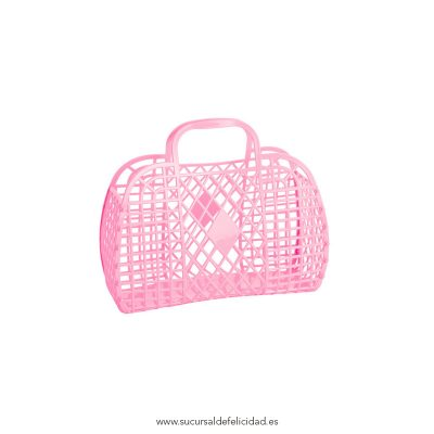 Cesta Ohio Rosa Chicle L