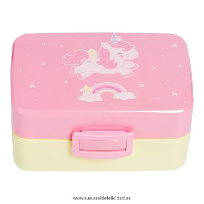 Lunch Box Unicornio