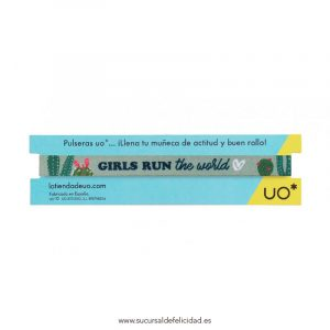Pulsera Girls Run The World