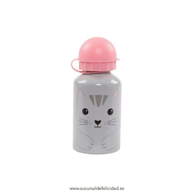 Botella Infantil Gato