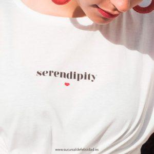 Camiseta Serendipity