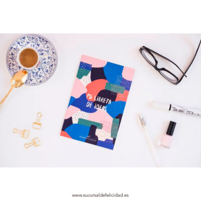 Libreta Mi libreta de ideas