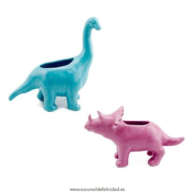 Maceta Dino