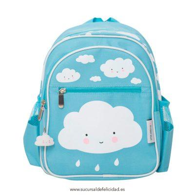 Mochila Infantil Nubes
