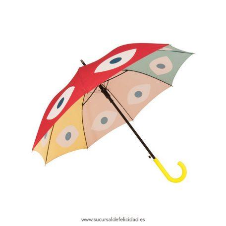 Paraguas Ojos