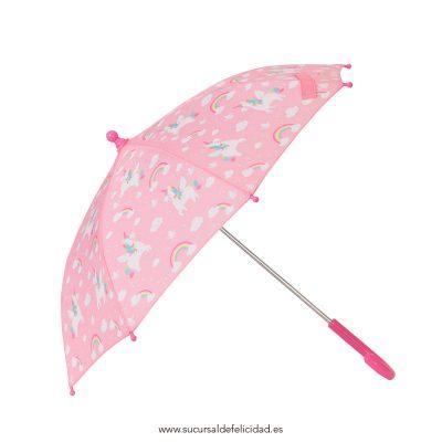 Paraguas Unicornios