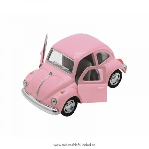 Coche Juguete Beetle Classical Rosa