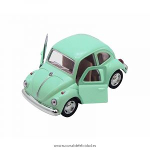 Coche Juguete Beetle Classical Mint