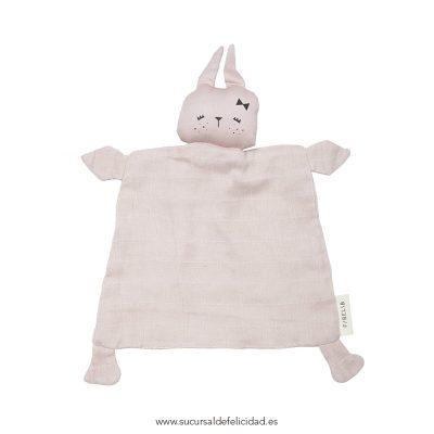 Doudou Conejo Malva